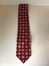 Beautiful Vintage Zianetti Italian Silk Collection Tie - Made in the USA