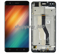 For Asus Zenfone 3 zoom ZE553KL LCD Screen Touch Digitizer Black + Frame NEW