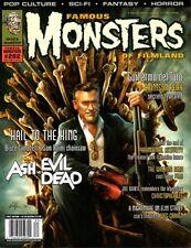 December Horror & Monster Magazines in English