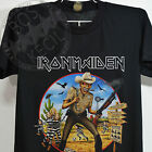 Iron Maiden New 2017 Tour Texas The Book of Souls EXCLUSIVE Gildan T shirt