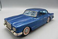 "Vintage 1960s Bandai Chrysler Valiant Friction Car Toy - Japan Approx. 8"" Length"