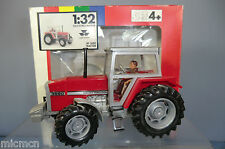 VINTAGE BRITAINS No9501 MASSEY FERGUSON 3680 TRACTOR WITH GLAZED CAB VN MIB