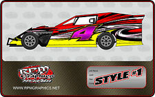 Race Car Wraps, imca,4 cyl,streetstock,late model,openwheels,graphics, wrap, ect