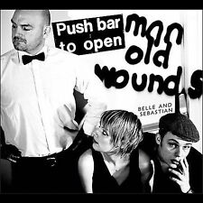 Belle and Sebastian : Push Bar Man to Open Old Wounds CD