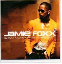 (82J) Jamie Foxx, DJ Play A Love Song ft Twista - DJ CD