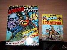 """ZAGOR - SPECIALE 1 + ALBETTO """"I TRAPPER"""""""""""