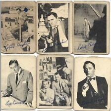 Original Man from Uncle Bubble Gum Cards - 1965 by A&BC Gum Full Set 55 of cards