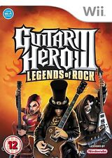 GUITAR Hero 3 Legends of Rock | Gioco per Nintendo Wii & Wii U - 1st Class consegna