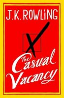 The Casual Vacancy by J. K. Rowling Book The Cheap Fast Free Post