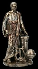 Pythagoras Figurine Greek Philosopher cold cast bronze Statue by Veronese.Great.