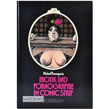 Erotik und Pornographie im Comic Strip Michel Bourgeois COMIC SEKUNDÄR Literat.
