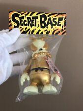 """Secret base skull bee karate GI jiujitsu kimono (Gold) kaiju 5"""""""