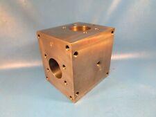 Daman, D50XA40F61V, Valve Body Cavity, Aluminum (Vickers)