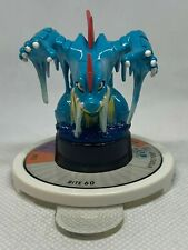 Pokemon Trading Figure Game Feraligatr Figure 10/42 White Base