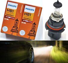 Philips Rally Vision 9004 HB1 100/80W Two Bulbs Head Light Off Road Dual Beam OE