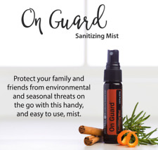 doTERRA On Guard Sanitizing Mist Therapeutic Grade Essential Oil Protect Family
