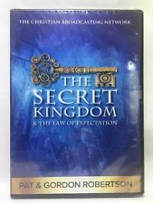 The Secret Kingdom & the Law of Expectation (DVD) Pat & Gordon Robertson