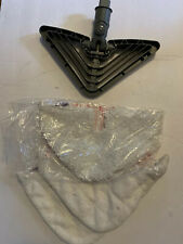Shark Professional Steam Mop Triangle Head Corner Attachment S3501,S3601  3 pads