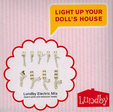 Lundby 60.7026 - Elektrikerweiterungsset Lundby-Serien - Elekkto Set Puppenhaus