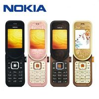 Original Nokia 7370 (Unlocked) Cellular phone GSM Tri-Band FM Classic Bluetooth