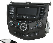 Honda Accord 2004-2007 6 Disc CD Player AM FM Radio Bluetooth 39175-SDA-L110-M2