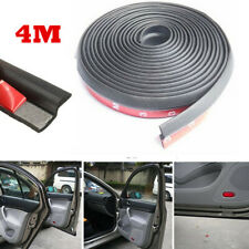 157in Z Shape Car Door Window Trim Edge Moulding Rubber Weatherstrip Seal Strip