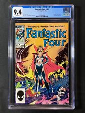 Fantastic Four #281 CGC 9.4 (1985)