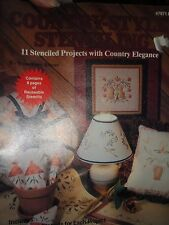 Country-Style Stenciling Pattern Book