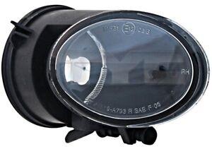 TYC Fog Light Left For AUDI Tt Roadster 8J 8J0941699