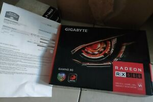 Gigabyte Radeon RX 580 8 gb