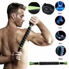 Faszienrolle Massagerolle Yogarolle Gymnastikrolle Fitness Roller 33x13cm NEU Su