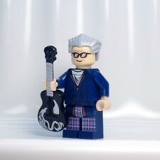 A1121 Lego CUSTOM PRINTED DR WHO dimensions HOODIE INSPIRED 12TH DOCTOR MINIFIG