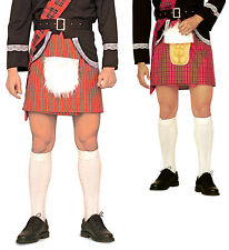 KILT WITH WILLY SURPRISE NOVELTY ITEM SCOTSMAN SCOTTISH