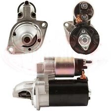 STARTER MOTOR GENUINE BOSCH BMW 1 & 3 SERIES 1.6 2.0L 12V 9TH E81 E83 E87 E91 E9