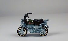 Hot Wheels Honda Monkey Z50 Green  No Package