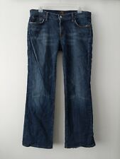 7 For All Mankind Women's Size 32 Bootcut Denim Jeans