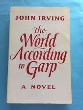 THE WORLD ACCORDING TO GARP - ADVANCE READING COPY BY JOHN IRVING
