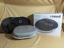Brookstone Massage Model iNeed Shiatsu Kneading Foot Massager (Plus 2 Covers)