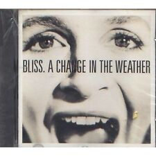 BLISS - A change in the weather - CD 1991 SIGILLATO SEALED