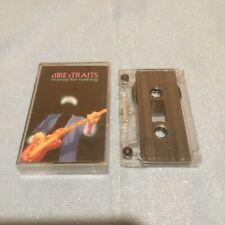 Dire Straits Cassette Money For Nothing Rare