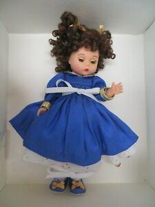 "NIB Vintage 2000 Madame Alexander #27330 ""Chanukah"" Celebration Doll RARE"