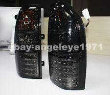 1996-2002 Year For Prado 3400/2700 Land Cruiser FJ90 LC90 LED Tail Lights Black