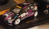Decals + base car to BUILD 1/43 Scale Ford Fiesta R5 desi Henry West cork Rally