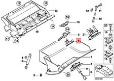 Genuine BMW E39 520d 520i 523i 2.4 525d Glove box locking mechanism 51168168048