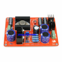 Assembled High voltage+filament Regulated power supply board for Tube preamp DIY