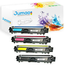 4x TN241-245 Toner Jumao Compatible Color Set Brother MFC-9130CW 9330CDW 9340CDW