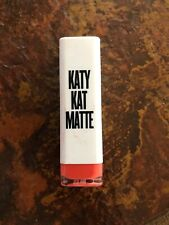CoverGirl Katy Kat Matte Lipstick KP04 Coral Cat