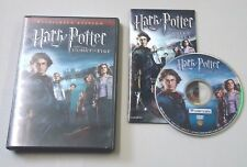 Harry Potter and the Goblet of Fire (DVD, 2006, Widescreen movie ) WS PG-13 film