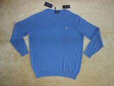 BNWT Mens Ralph Lauren V-Neck Sweater / Jumper - Size Large Tall