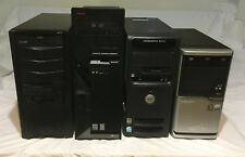 Lot of 4 Refurbished Computers - IBM, Dell, Windows XP (Pick up only)
